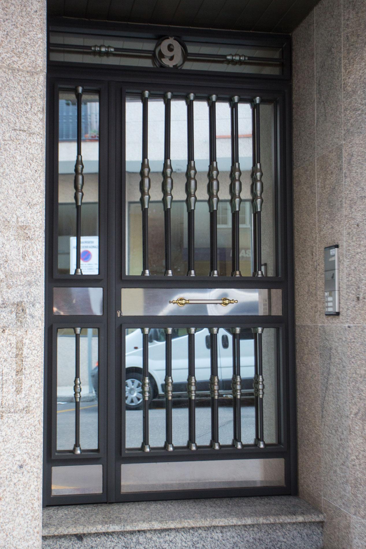 Puerta Sanfer